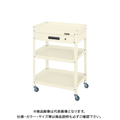 【直送品】サカエ スペシャルワゴン(棚板前面開放型) SPY-20CI