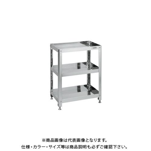 【直送品】サカエ ステンレススーパースペシャルワゴン SSW-112NSU4