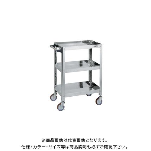 【直送品】サカエ ステンレススーパースペシャルワゴン SSW-442RSU4