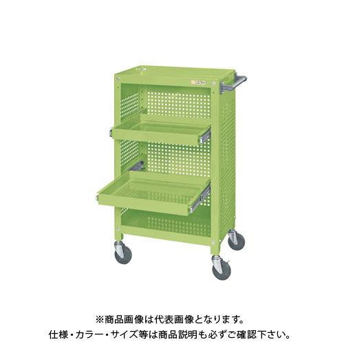 【直送品】サカエ スーパースペシャルワゴン SSW-116S2P3