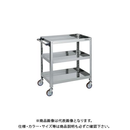 【直送品】サカエ ステンレススーパースペシャルワゴン SSW-222RSU4