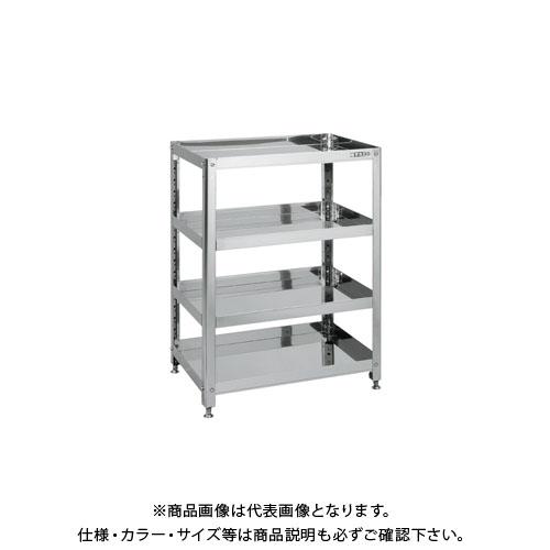 【直送品】サカエ ステンレススーパースペシャルワゴン SSW-226NSU4
