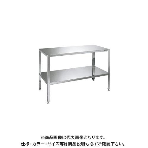 【直送品】サカエ ステンレス小型作業台 STK4-126