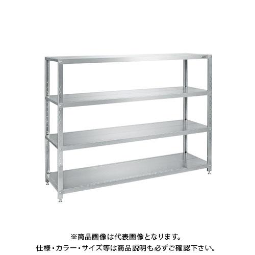 【直送品】サカエ ステンレスサカエラック STN1-1512SU4