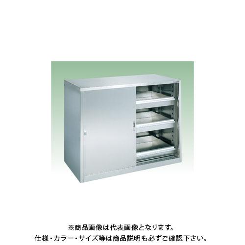 【直送品】サカエ ステンレス薬品保管庫 SU-110