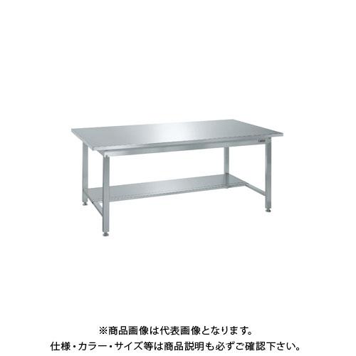 【直送品】サカエ ステンレス作業台・中板1枚付 SUS4-189TN