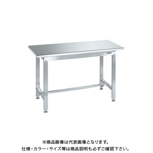 【直送品】サカエ ステンレス作業台(天板R付) SUS3-096R