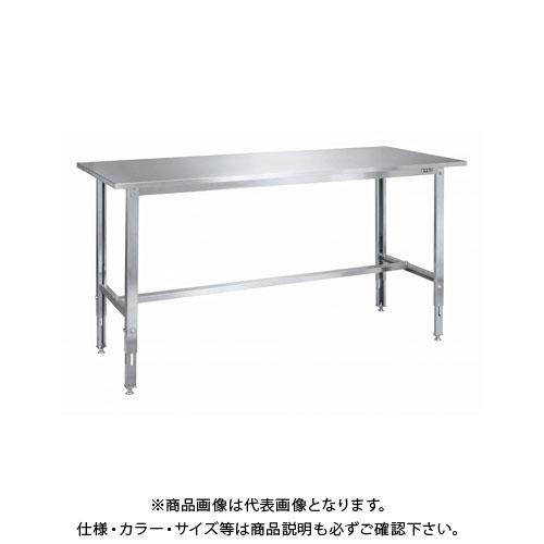 【直送品】サカエ ステンレス高さ調整作業台 SUT4-189LCN