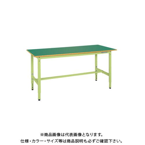 【直送品】サカエ 軽量高さ調整作業台TCKタイプ TCK-096F
