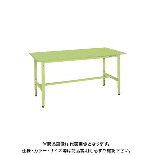 【直送品】サカエ 軽量高さ調整作業台TCKタイプ TCK-096S