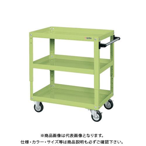 【直送品】サカエ スーパーワゴン TEKR-400J