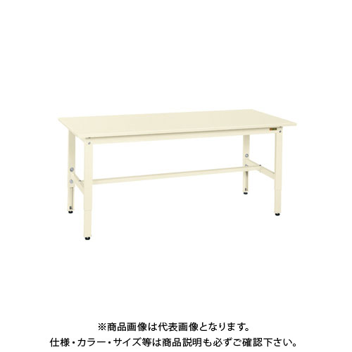 【直送品】サカエ 軽量高さ調整作業台TKK6タイプ TKK6-127SI