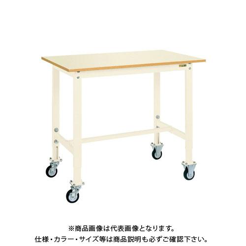 【直送品】サカエ 重量セルワーク作業台・移動式 TKK8-126PCI