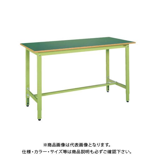 【直送品】サカエ 軽量高さ調整作業台TKK9タイプ TKK9-096F
