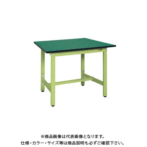 お待たせ! 【直送品】サカエ KYS TKK6-157FE:KanamonoYaSan 軽量高さ調整作業台TKK6タイプ(RoHS10指令対応) -DIY・工具