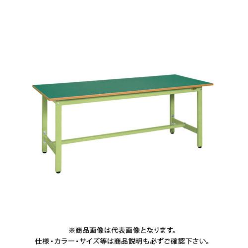 【直送品】サカエ 軽量高さ調整作業台TKSタイプ TKS-096F