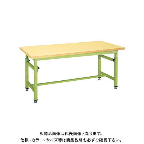【直送品】サカエ 重量高さ調整作業台TKWタイプ TKW-188GK