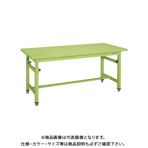 【直送品】サカエ 重量高さ調整作業台TKWタイプ TKW-188SK