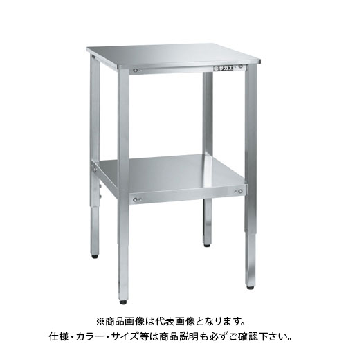 【直送品】サカエ ステンレスサポートテーブル TSRT-500SU4