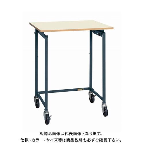 【直送品】サカエ 折りたたみ式小型作業台 TTS-9075PD