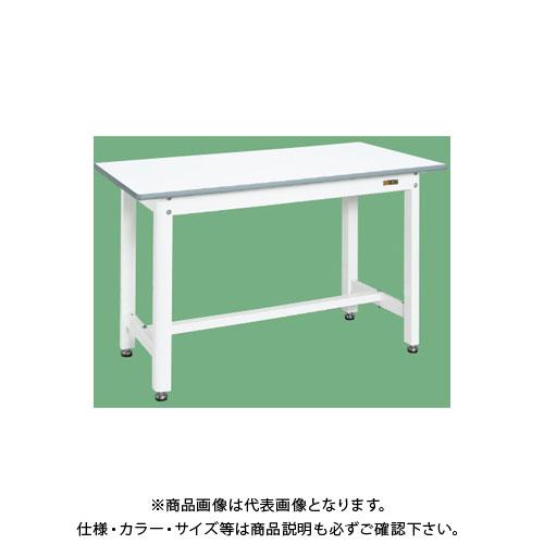 【直送品】サカエ 抗菌・抗ウイルス天板作業台 VT-126W