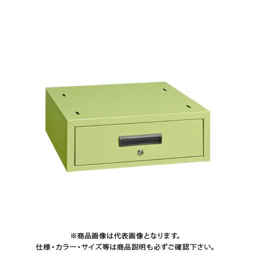 【直送品】サカエ 作業台用キャビネット WKL-1C
