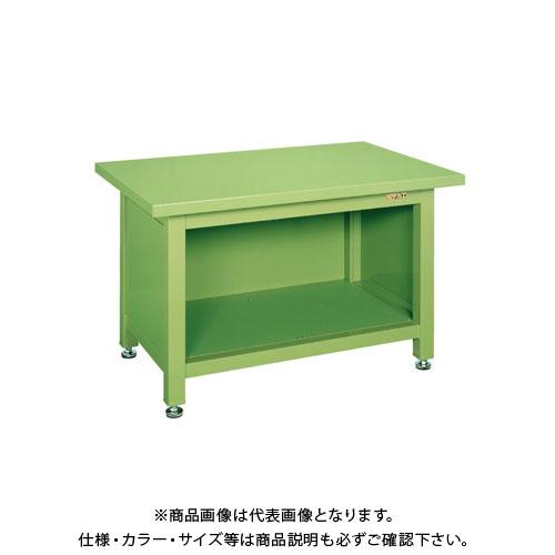 【直送品】サカエ 超重量作業台Wタイプ WS-12P