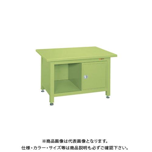 【直送品】サカエ 超重量作業台Wタイプ WS-2F0B
