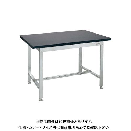 【直送品】サカエ SAKAE サイド実験台 1200×750×740 ダークグレー SUS-127TS
