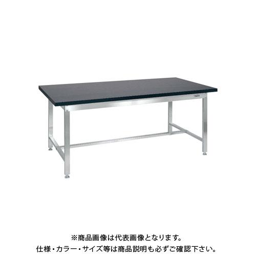 【直送品】サカエ SAKAE サイド実験台 1800×750×740 ダークグレー SUS-187TS