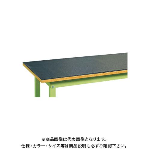【直送品】サカエ SAKAE 作業台用PVCマット W1800×D750 RM-187M2