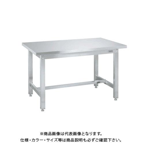 【直送品】サカエ SAKAE ステンレス作業台(重量タイプ) 1200×600×740 SUW4-127