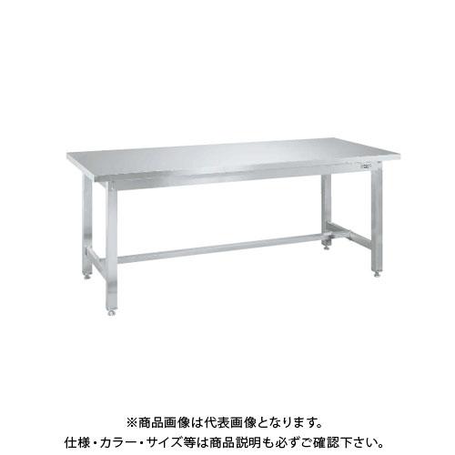 【直送品】サカエ SAKAE ステンレス作業台(重量タイプ) 1800×750×740 SUW4-187