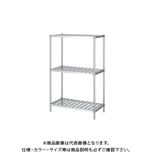 【直送品】シンコー ステンレスラック 1188×888×1800 RS3-12090