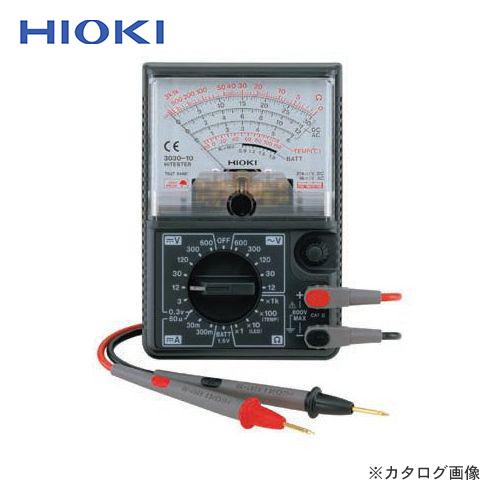 日置电机HIOKI模拟万能表高万能表3030-10