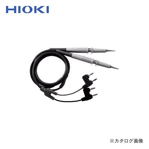 日置電機 HIOKI バッテリハイテスタ 3555用オプション クリップ形リード 9452