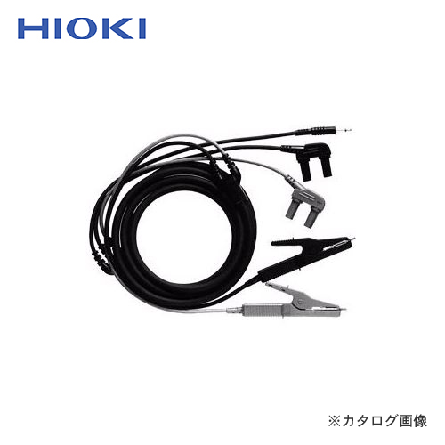 日置電機 HIOKI バッテリハイテスタ用オプション 温度センサ付クリップ形リード 9460