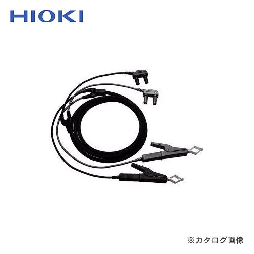日置電機 HIOKI バッテリハイテスタ用オプション 大径クリップ形リード 9467