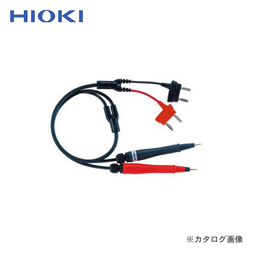 日置電機 HIOKI バッテリハイテスタ 3555用オプション ピン形リード 9770