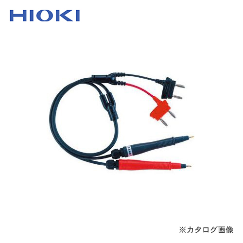 日置電機 HIOKI バッテリハイテスタ 3555用オプション ピン形リード 9771
