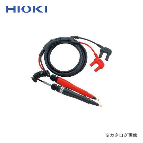 日置電機 HIOKI バッテリハイテスタ用オプション ピン形リード 9772