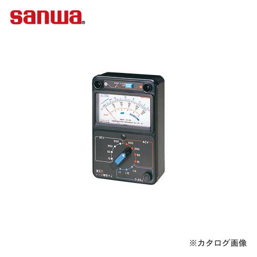 三和電気計器 SANWA アナログマルチテスタ パワー測定用 VS-100
