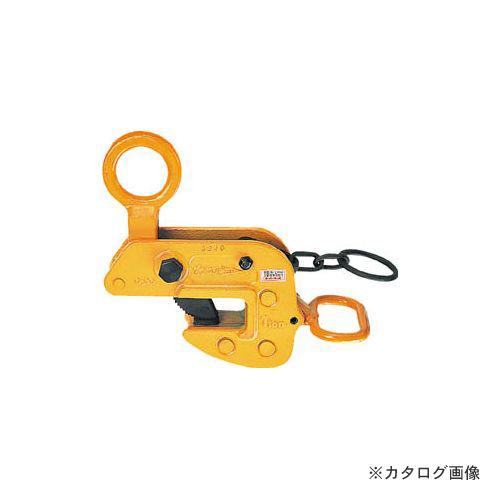 スーパーツール 横吊クランプ(ハンドル式)2t HLC2H