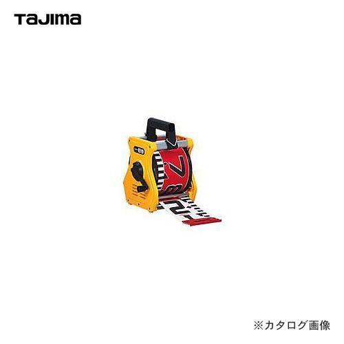 タジマツール Tajima シムロンロッド軽巻 30m テープ幅60mm KM06-30K