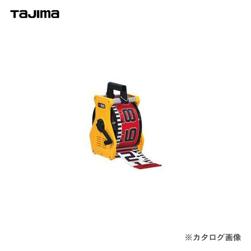 タジマツール Tajima シムロンロッド軽巻 50m テープ幅60mm KM06-50K