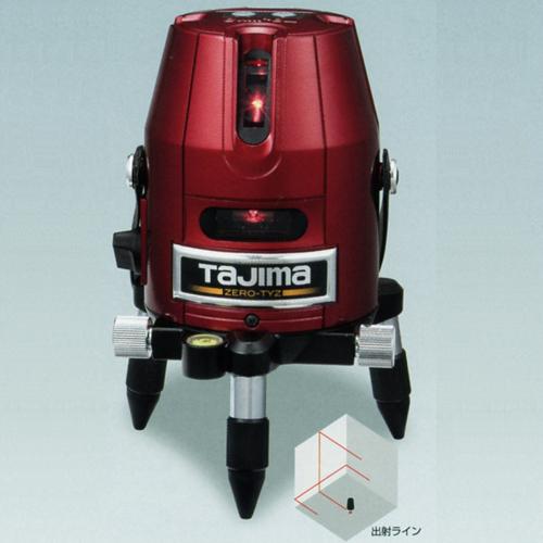 タジマツール Tajima レーザー墨出し器 (縦・横) 本体のみ ZERO-TYZ