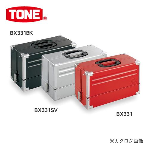 TONE トネ ツールケース レッド BX331