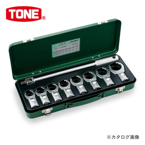 前田金属工业 tonnay 口气 Flex 毛茛扳手设置 DCF4081F