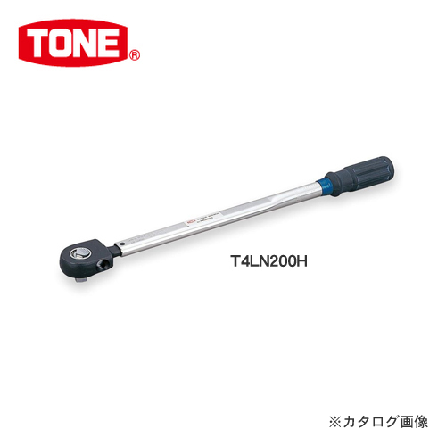 TONE トネ プレセット形トルクレンチ(ロックホールド機構付) T6LN300H