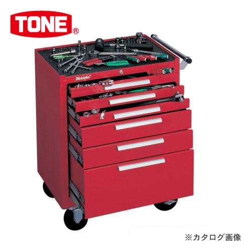【直送品】TONE トネ ツールキャビネットセット TC3500